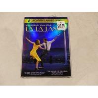 LA LA LAND DVD NEW
