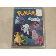 POKEMON: ELEMENTS COLLECTION 2 DVD SET NEW