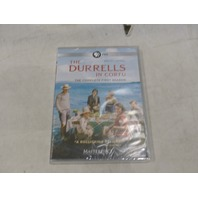 THE DURRELLS IN CORFU: THE COMPLETE FIRST SEASON DVD SET NEW