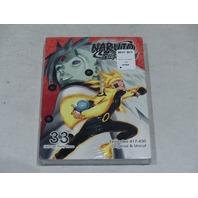 NARUTO SHIPPUDEN DVD SET 33 EPISODES 417-430 ORIGINAL AND UNCUT NEW