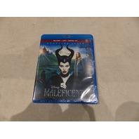 MALEFICENT BLU-RAY+DVD+DIGITAL HD NEW