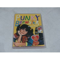 PUNKY BREWSTER SEASON FOUR (SEASON 4) DVD NEW