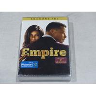 EMPIRE: SEASONS 1 & 2 DVD SET NEW