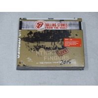 ROLLING STONES: STICKY FINGERS LIVE AT FONDA THEATRE DVD/CD NEW
