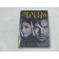 BEAUTY AND THE BEAST THE FIRST SEASON (SEASON 1) DVD NEW / SEALED
