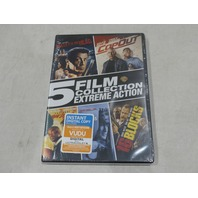 5 FILM COLLECTION: EXTREME COLLECTION DVD SET NEW / SEALED