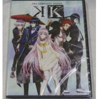 KK: THE COMPLETE SERIES DVD SET NEW