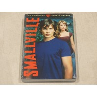 SMALLVILLE: THE COMPLETE FOURTH SEASON DVD SET NEW