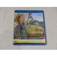 ANNE OF GREEN GABLES 30TH ANNIVERSARY EDITION BLU-RAY NEW