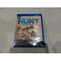 THE HUNT (BBC EARTH) BLU-RAY NEW WITHOUT SLIPCOVER
