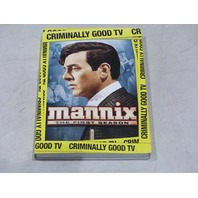 MANNIX: THE FIRST SEASON DVD SET NEW W/ SLIPCOVER