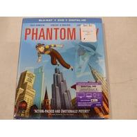 PHANTOM BOY BLU-RAY+DVD+DIGITAL HD NEW W/ SLIPCOVER