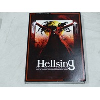 HELLSING THE COMPLETE SERIES DVD NEW W/ SLIPCOVER