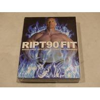 RIPT 90 FIT DVD NEW