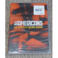 THE AMERICANS: THE COMPLETE SECOND SEASON DVD SET NEW