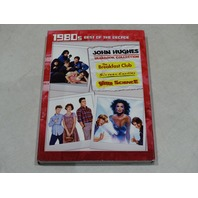 JOHN HUGHES YEARBOOK COLLECTION DVD NEW W/ SLIPCOVER