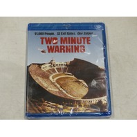 TWO-MINUTE WARNING BLU-RAY NEW W/OUT SLIPCOVER