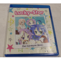 LUCKY STAR: THE COMPLETE SERIES BLU-RAY+DVD NEW