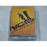 NCIS: LOS ANGELES SEASONS 1-4 DVD SET NEW