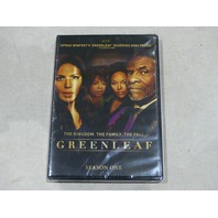 GREENLEAF: SEASON ONE DVD SET NEW WITHOUT SLIPCOVER