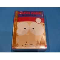 SOUTH PARK: SEASONS 11-15 DVD SET NEW