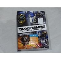 TRANSFORMERS 2-MOVIE COLLECTION DVD NEW
