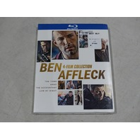 BEN AFFLECK 4-FILM COLLECTION BLU-RAY NEW / SEALED