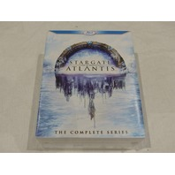 STARGATE ATLANTIS: THE COMPLETE SERIES BLU-RAY SET NEW