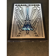 RAMMSTEIN: PARIS SPECIAL EDITION BLU-RAY PAL FORMAT