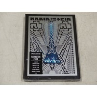 RAMMSTEIN: PARIS SPECIAL EDITION BLU-RAY+CD NEW