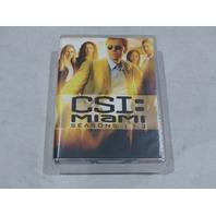 CSI MIAMI: SEASONS 1-3 DVD SET (SEASONS ONE TWO & THREE) NEW / SEALED