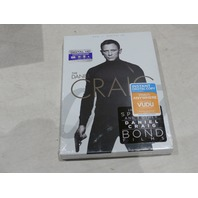 THE DANIEL CRAIG COLLECTION DVD + DIGITAL HD NEW