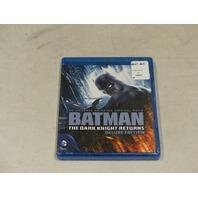 DC UNIVERSE ANIMATED ORIGINAL MOVIE BATMAN THE DARK NIGHT RETURNS DELUXE EDITION