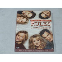 RULES OF ENGAGEMENT: THE COMPLETE THIRD SEASON DVD SET NEW