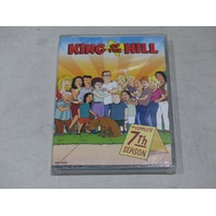 KING OF THE HILL: THE COMPLETE 7TH SEASON DVD SET NEW