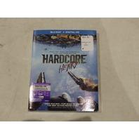 HARDCORE HENRY BLU-RAY+DIGITAL HD NEW