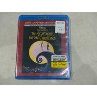 THE NIGHTMARE BEFORE CHRISTMAS 20TH ANNIVERSARY EDITION BLU-RAY 3D+BLU-RAY+DVD