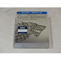 GAME OF THRONES COMPLETE THIRD SEASON LIMITED EDITION SIGIL PACKAGING BLU-RAY