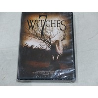 7 WITCHES DVD NEW