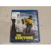 THE EVICTORS BLU-RAY NEW / SEALED