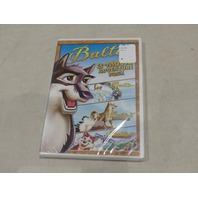 BALTO 3-MOVIE ADVENTURE PACK DVD NEW