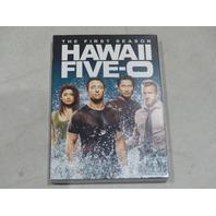 HAWAII FIVE-O: THE FIRST SEASON DVD SET NEW