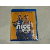 THE NICE GUYS BLU-RAY+DVD+DIGITAL HD NEW WITHOUT SLIPCOVER