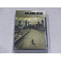 THE WALKING DEAD: THE COMPLETE FIRST AND SECOND SEASONS DVD SET NEW