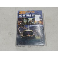 MONSTERS ATTACK! 25 MOVIE COLLECTION DVD SET NEW / SEALED