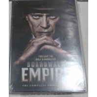 BOARDWALK EMPIRE: THE COMPLETE THIRD SEASON DVD SET NEW NO SLIPCOVER