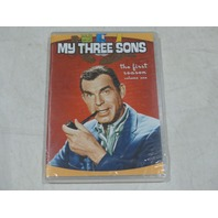 MY THREE SONS: THE FIRST SEASON VOLUME ONE DVD SET NEW