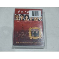FRIENDS COMPLETE SEASONS THE FIRST AND SECOND SEASONS DVD NEW