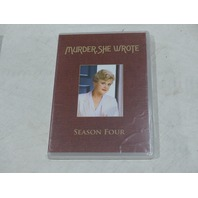 MURDER, SHE WROTE SEASON FOUR DVD (SEASON 4) NEW / SEALED
