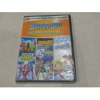 SCOOBY-DOO! 3-MOVIE COLLECTION DVD SET NEW
